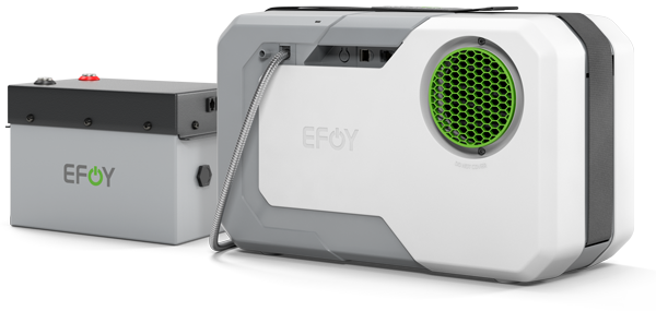 Efoy Hybride Power